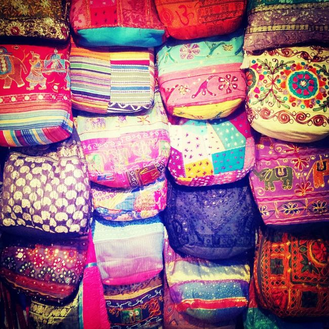 """coz colours are beutiful"" Shopping Colourful Colors Delhi"
