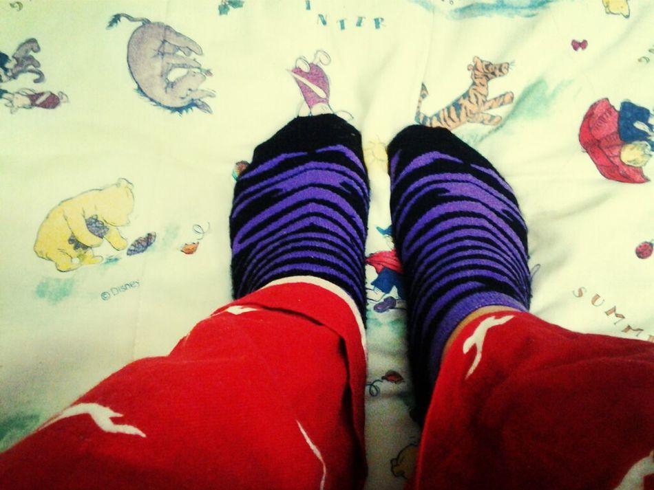 My Small Fat Tamale Feet