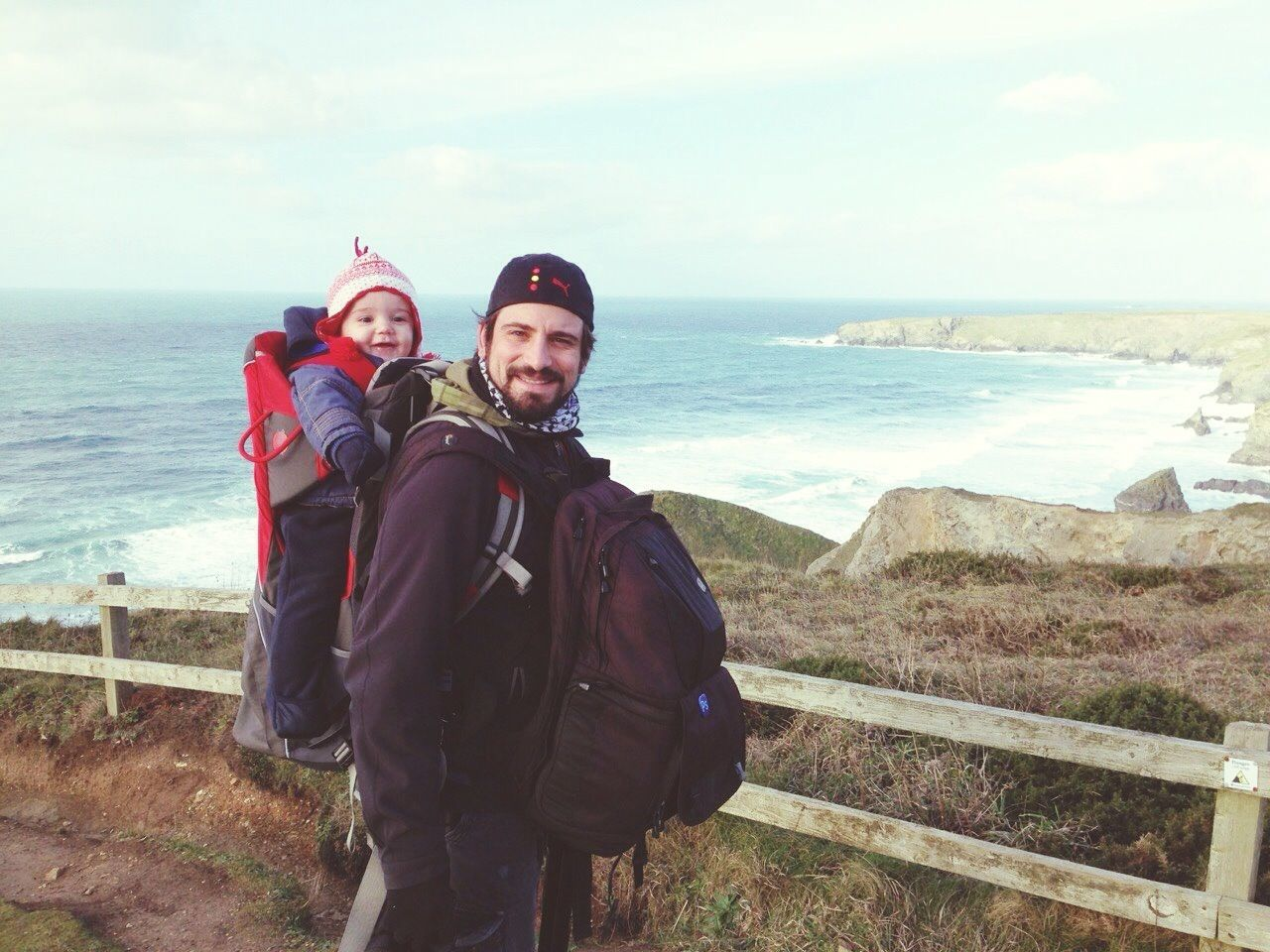 Where the weekend shall take you? Hanging Out Share Your Adventure Enjoying Life Taking Photos That's Me he is my son Relaxing cornwall Trekking Modern Father Outdoors Coastline