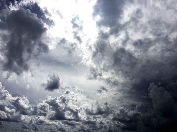 Nubi Nuvole Clouds And Sky