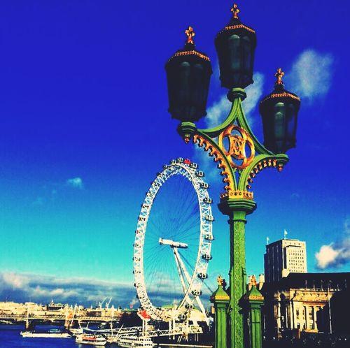 London Enjoying Life Londres Summer Followme Sigodevolta Sunset Europa