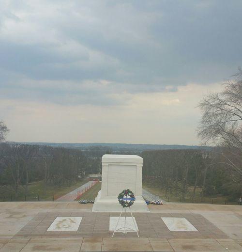 Tomboftheunknowns Arlington National Cemetary