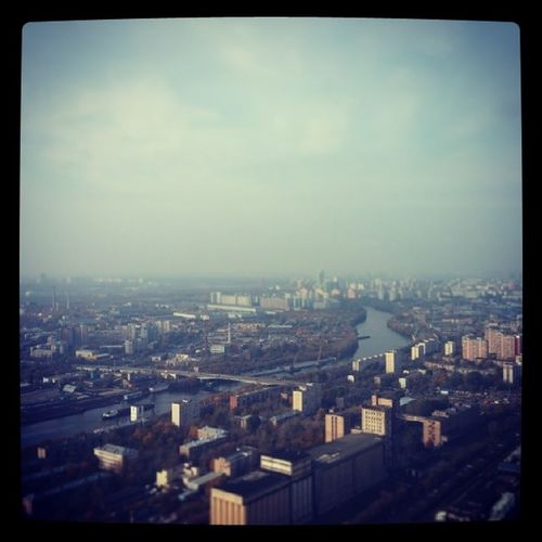 Fiftysecond Floor And Llbemore Plot16a Moscow Moscow City