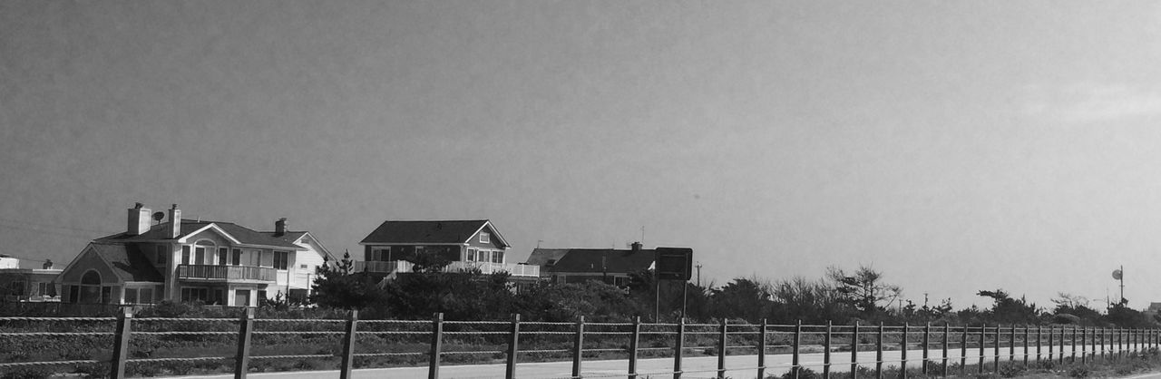 Architecture Black And White Blackandwhite Building Exterior Clear Sky Distant From The Road Ideas
