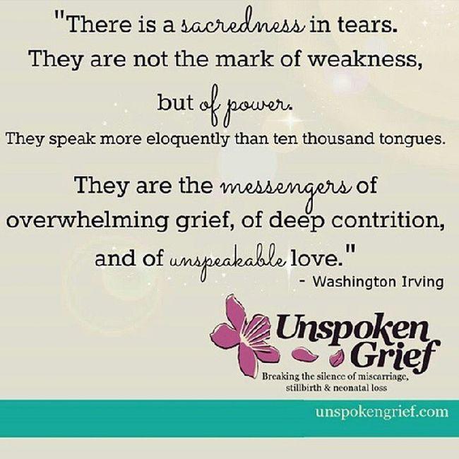 Most definitely ♥ UnspokenGrief Miscarriage Stillborn NeonatalLoss