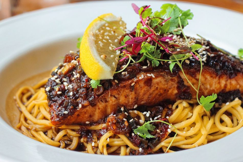 Beautiful stock photos of essen,  Close-Up,  Cooked,  Fish,  Food