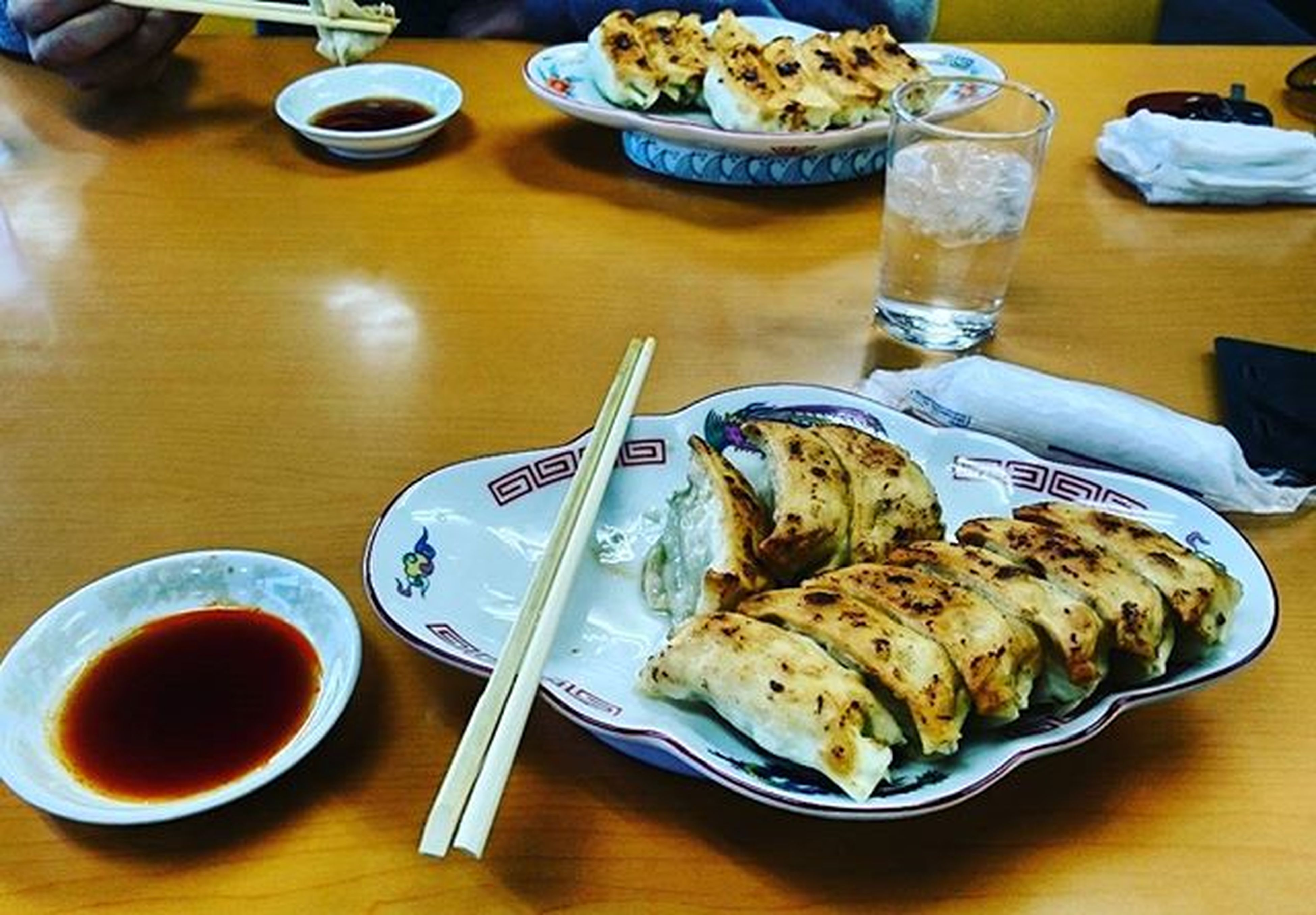 グルメ旅6食目ー 浜松 浜松餃子