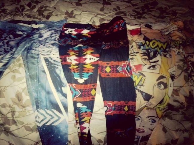 My Leggings :) I love themmm! Cute♡
