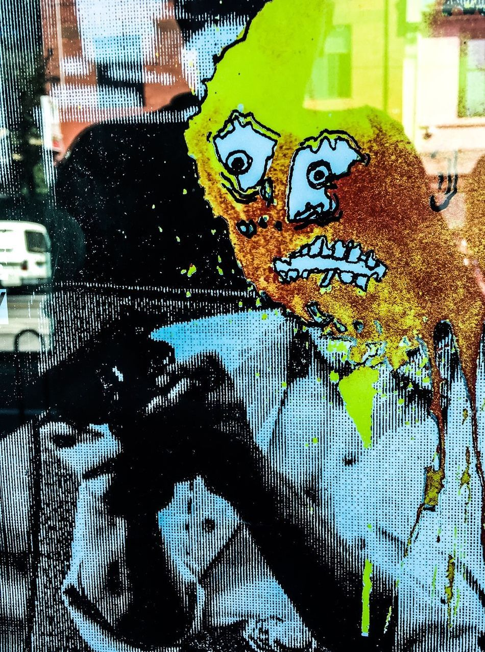 Anger - Dynamite Truck Out Of Control This Must Be My Dream Photographic Approximation Facial Experiments Building The Unwanted Future