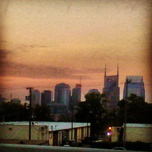 Nashville Sunset June2012 Tennessee