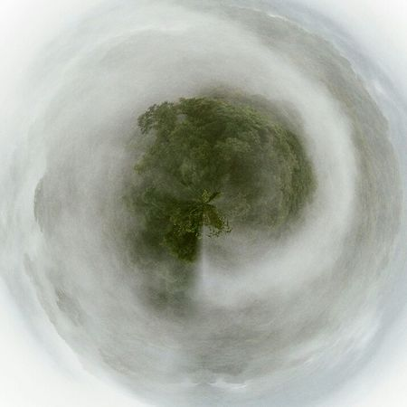 Original photo taken in Costa Rica GlobePhoto Fog