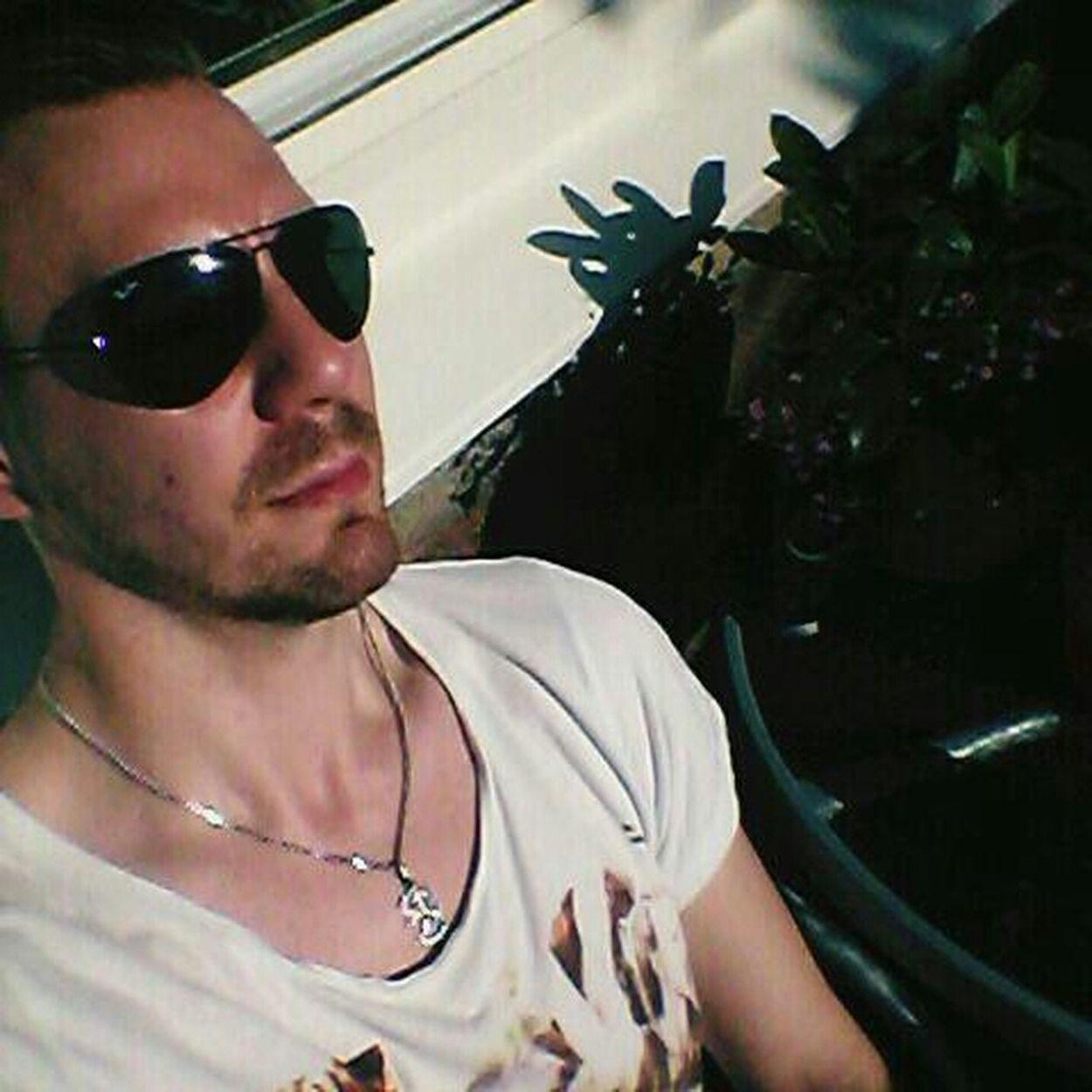 Summer Vibes Min Balkong Sommarkänslor Selfi