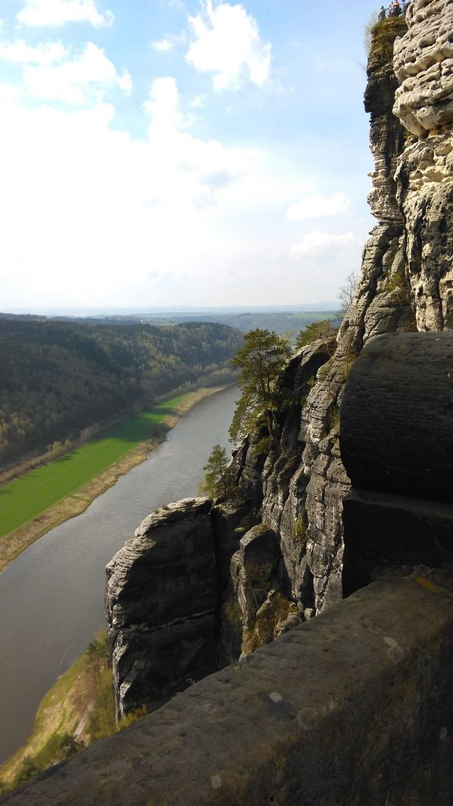 NoEditNoFilter Elbsandsteingebirge Traveling Tadaa Community Sächsische Schweiz Showcase April Sachsen Rathen Bastei EyeEm Elbe Spring Basteibrücke Bastei Bridge,