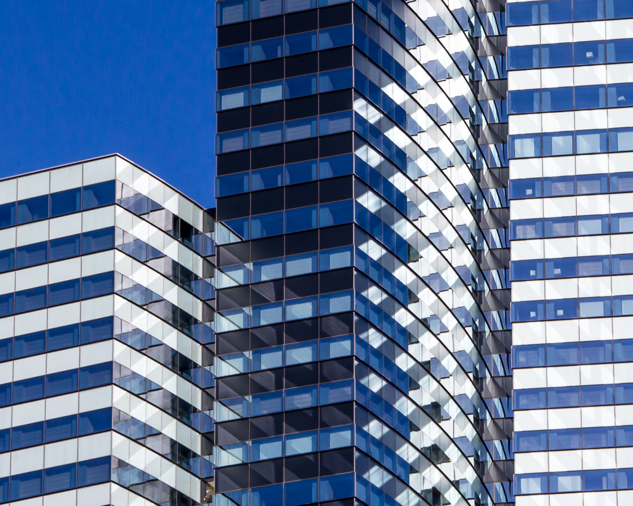 Architecture Backgrounds Building Exterior Built Structure City Clear Sky Day Low Angle View Modern No People Office Block Office Building Exterior Outdoors Reflection Sky Skyscraper Tall Tower