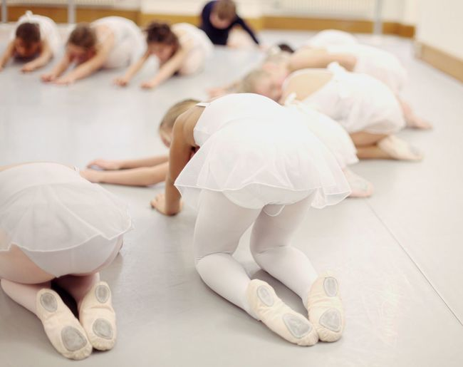 Ballet school 👯😊 Ballerina Ballet Dancer Dance Dancers Children Child School Dance School Kids Ballet Shoes Training White Class Learning Showing Imperfection Telling Stories Differently Up Close Street Photography EyeEm X ICP - Telling Stories Differently