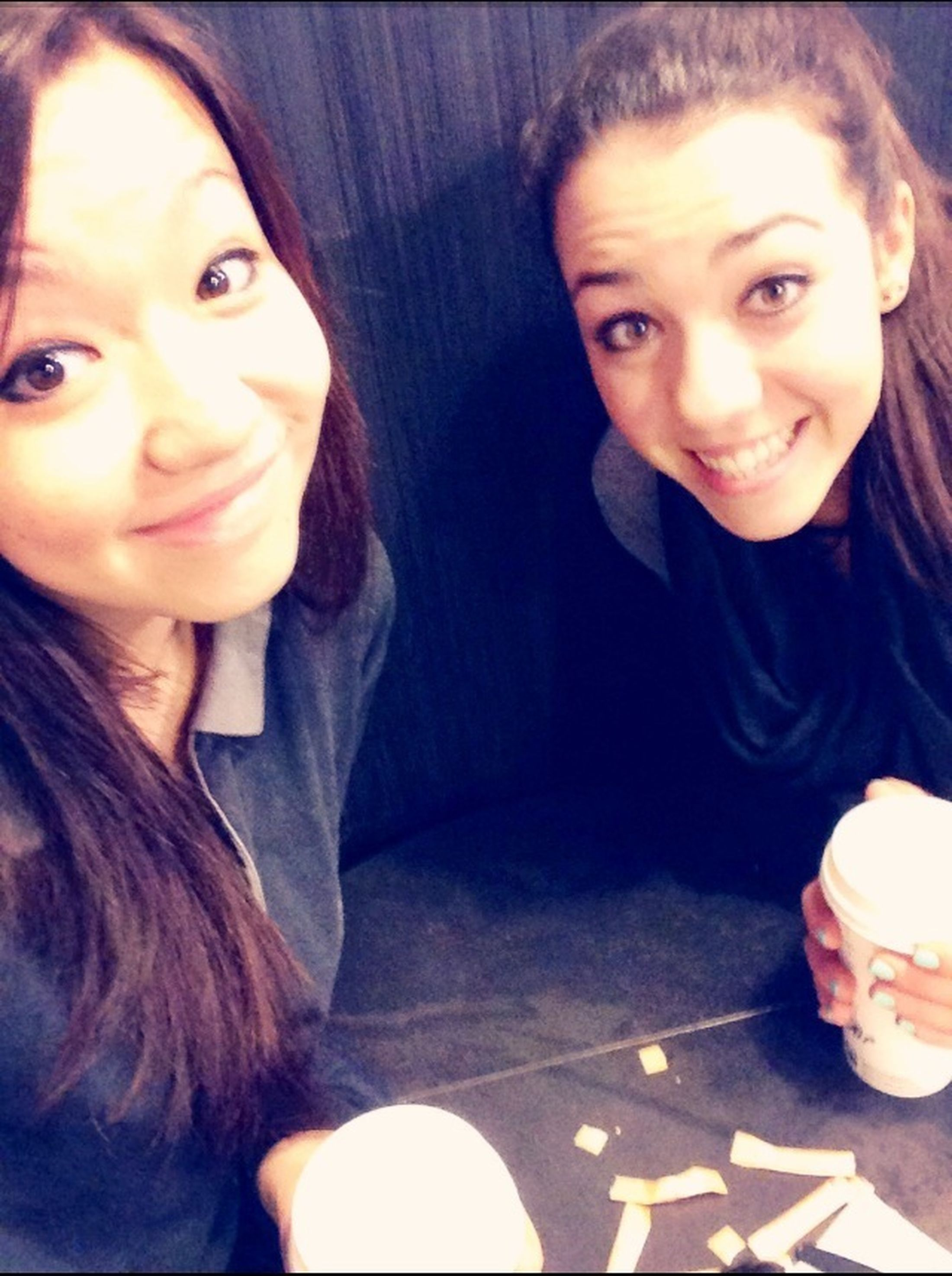 Coffee time Starbuck Capuccino  - loveher friends