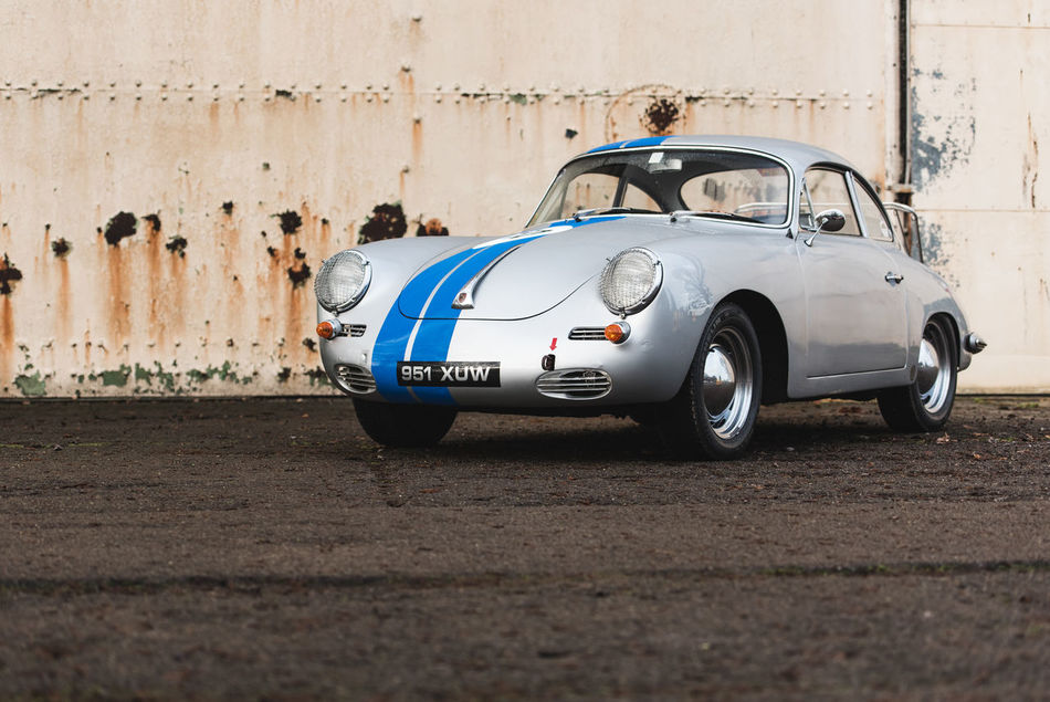 356 356 A 356a Classic Car Dream Car Park Porsche Speed Valuable