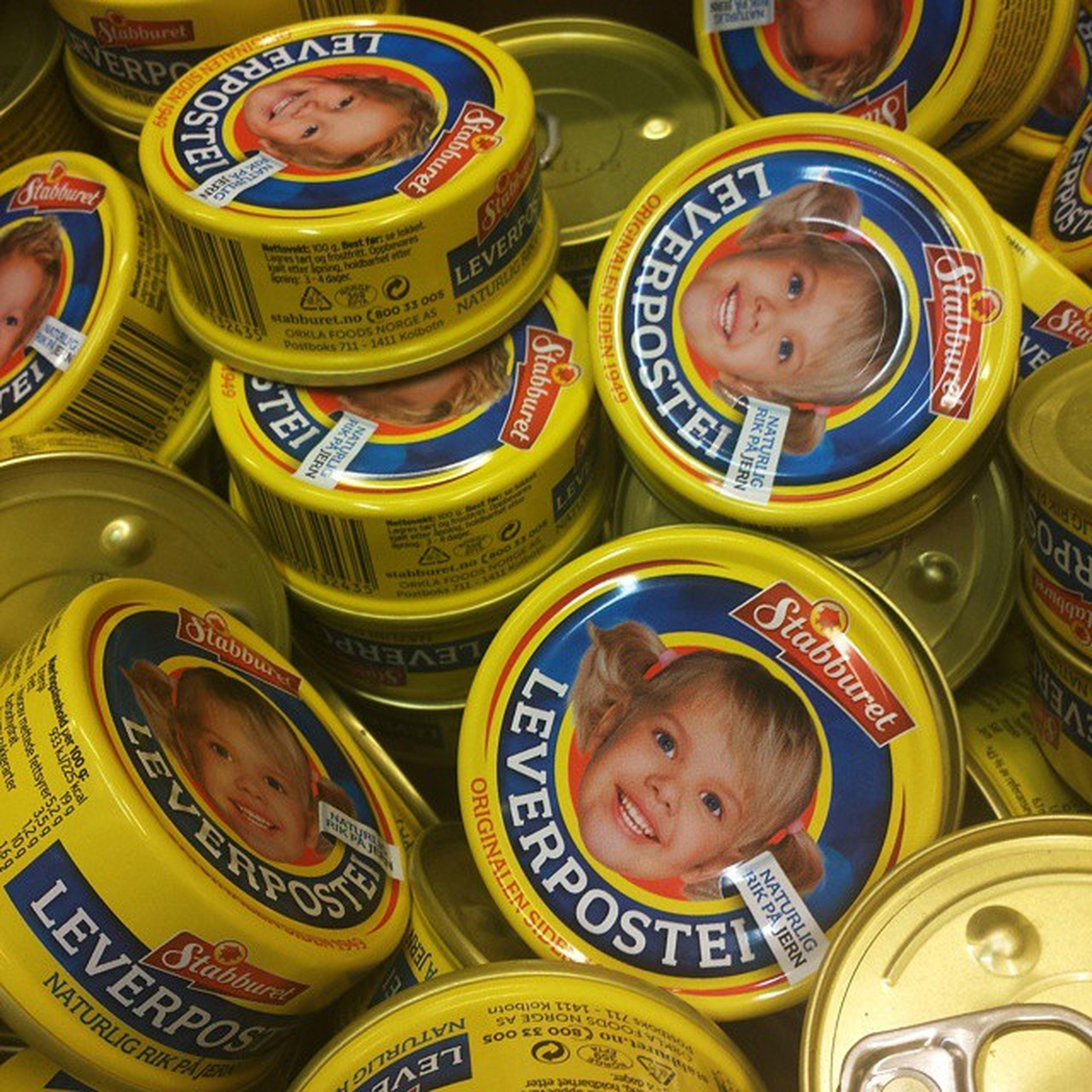 In Oslo , you can get Cannedchildren OhSoOslo Norway norwayproblems