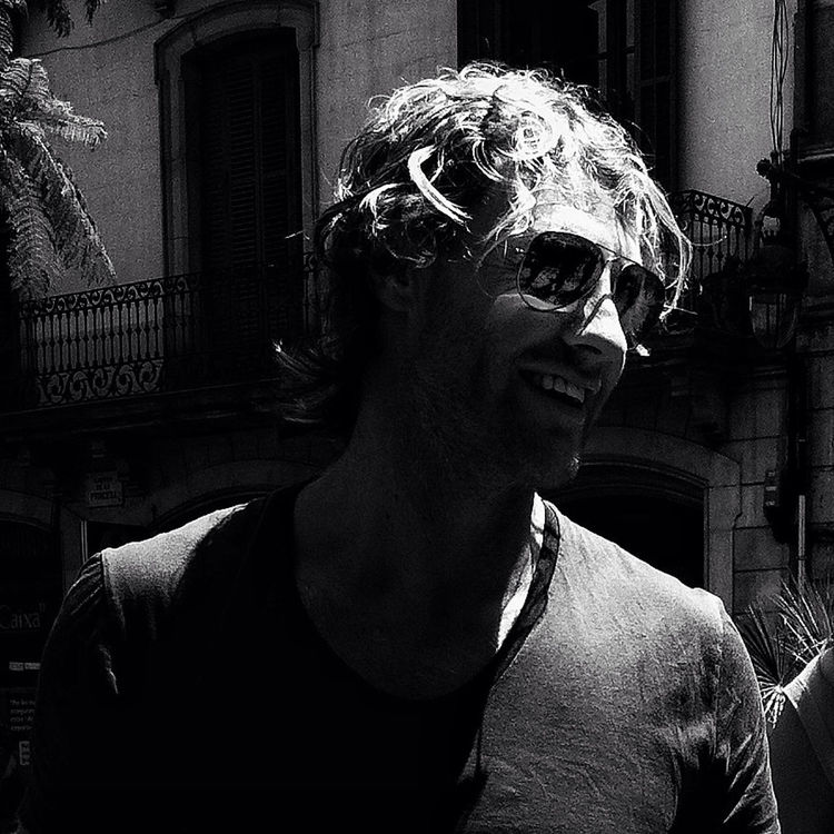 blackandwhite in Barcelona by mabadca