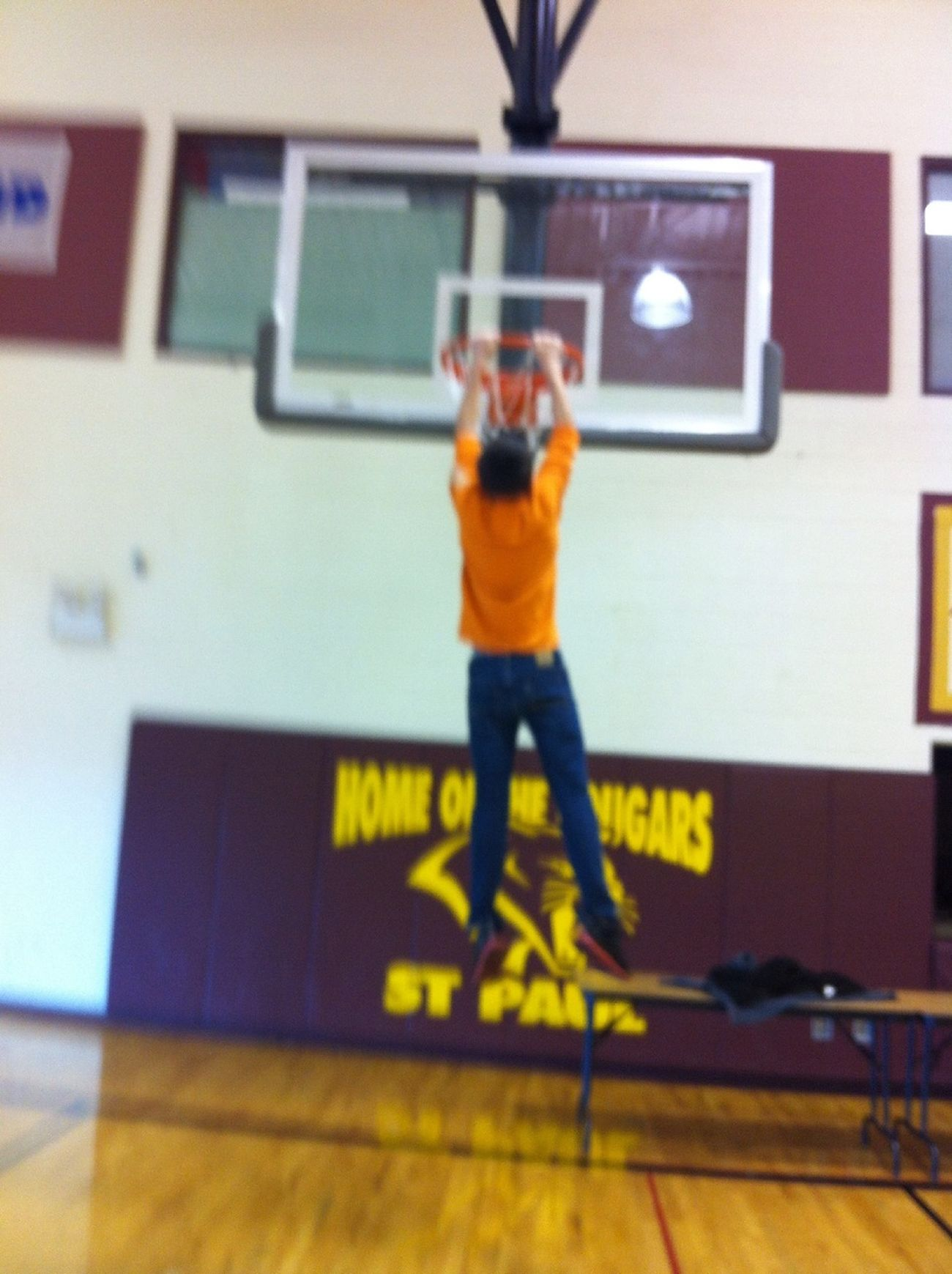 First Rim Touch