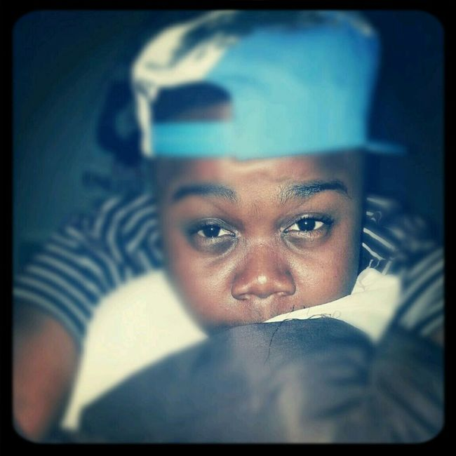 hatee sleeping alone... old pic though
