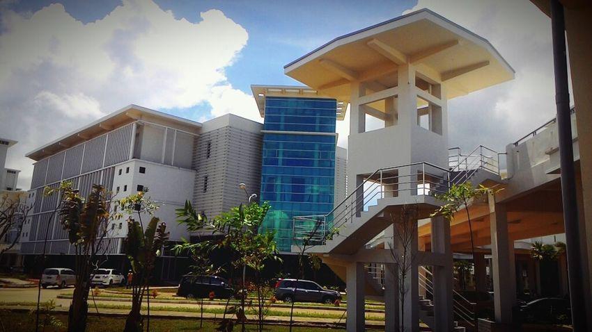 Unhas University Engineering Faculty Gowa
