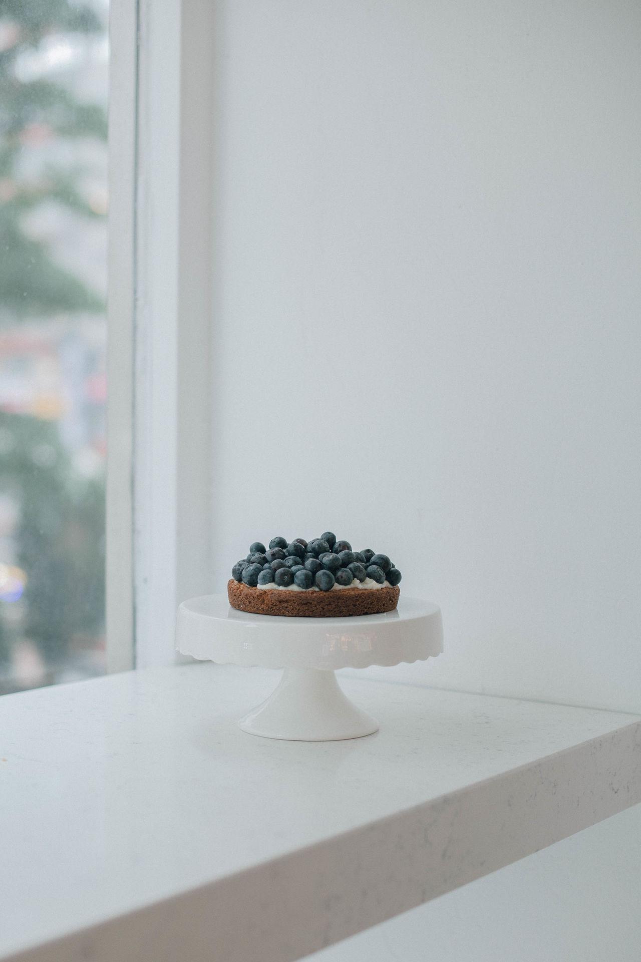 Beautiful stock photos of cake, Blueberry, Cake, Cakestand, Copy Space