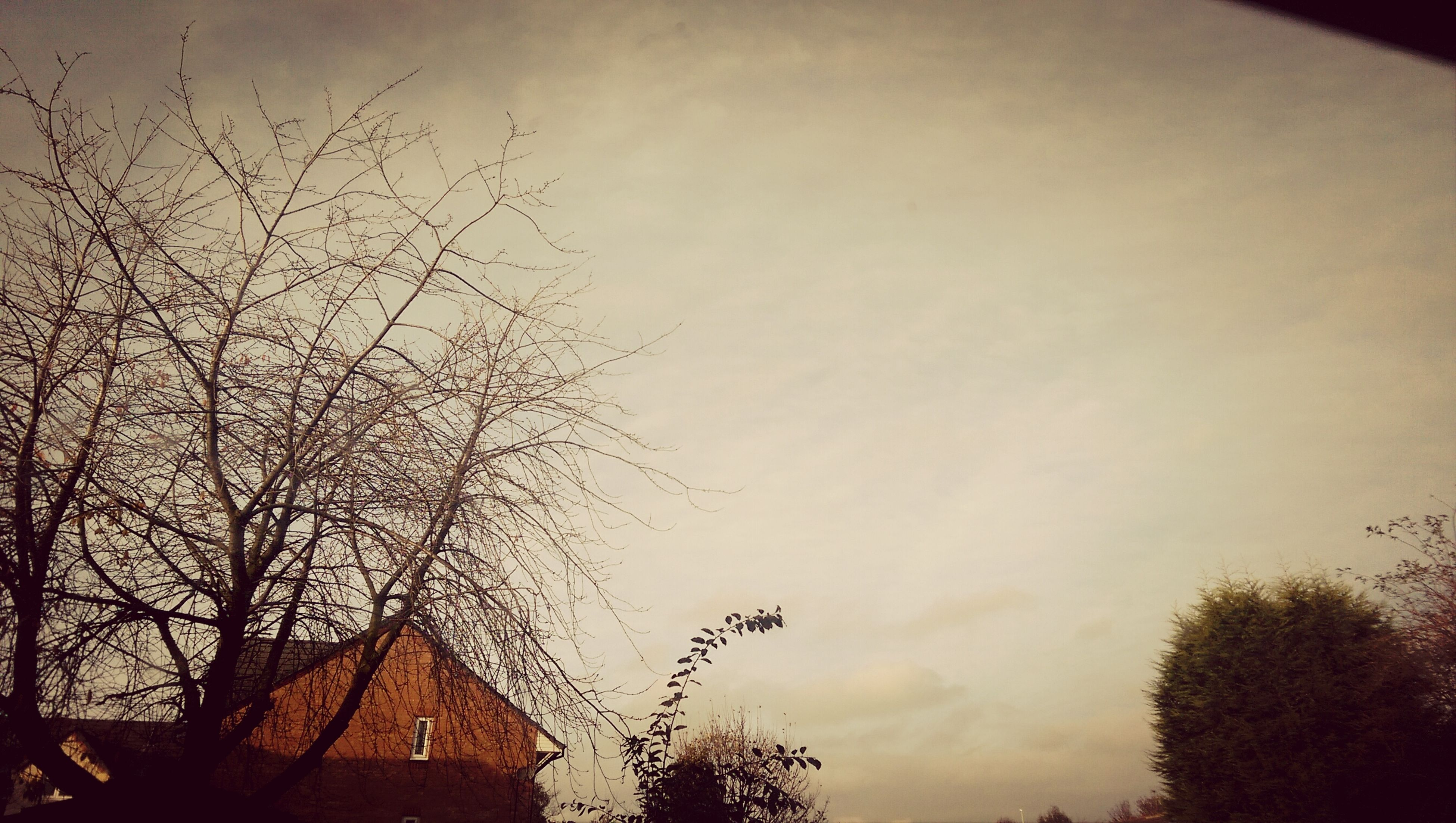 moody days Grey Sky Northenden