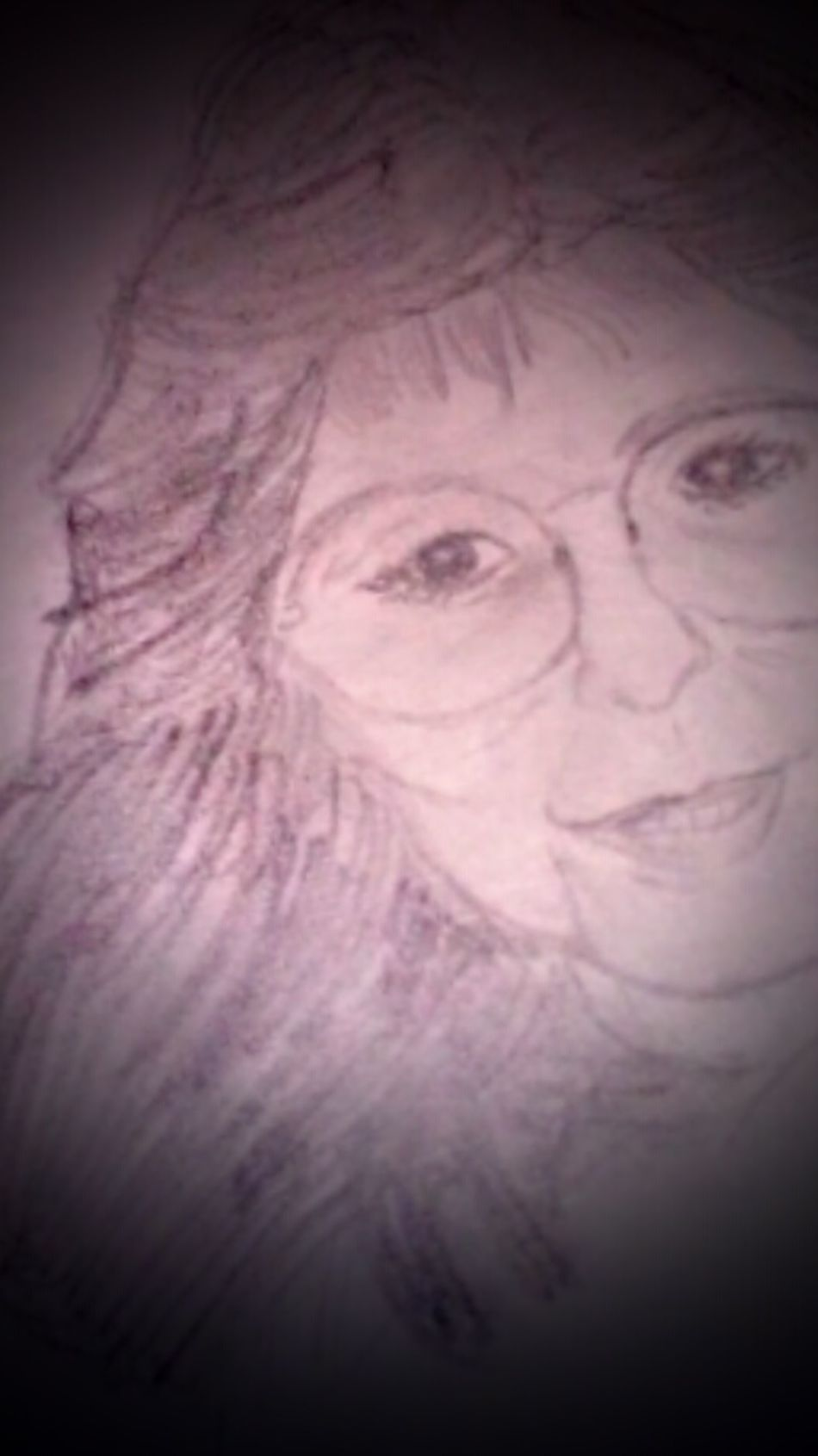 Paper View Self Portrait Drawings That's Me Black & White How I See Me Pencil Drawing Hello World Hi! Enjoying Life Cheese! My Drawings Drawings By Jeanette Welcome To Black