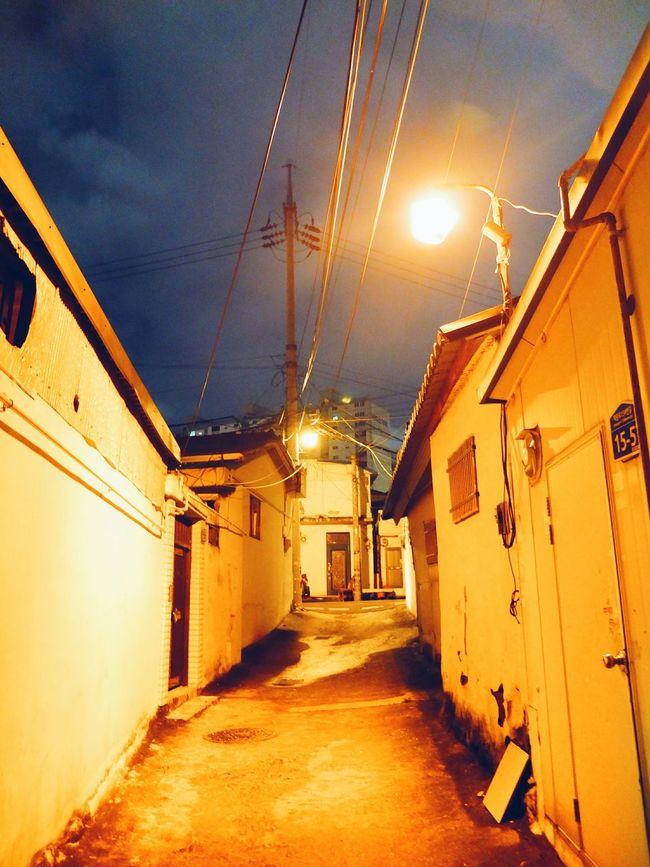 Korea Photos Night Lights