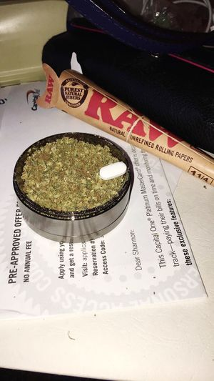 Weed Raw Papers RAWPAPERS