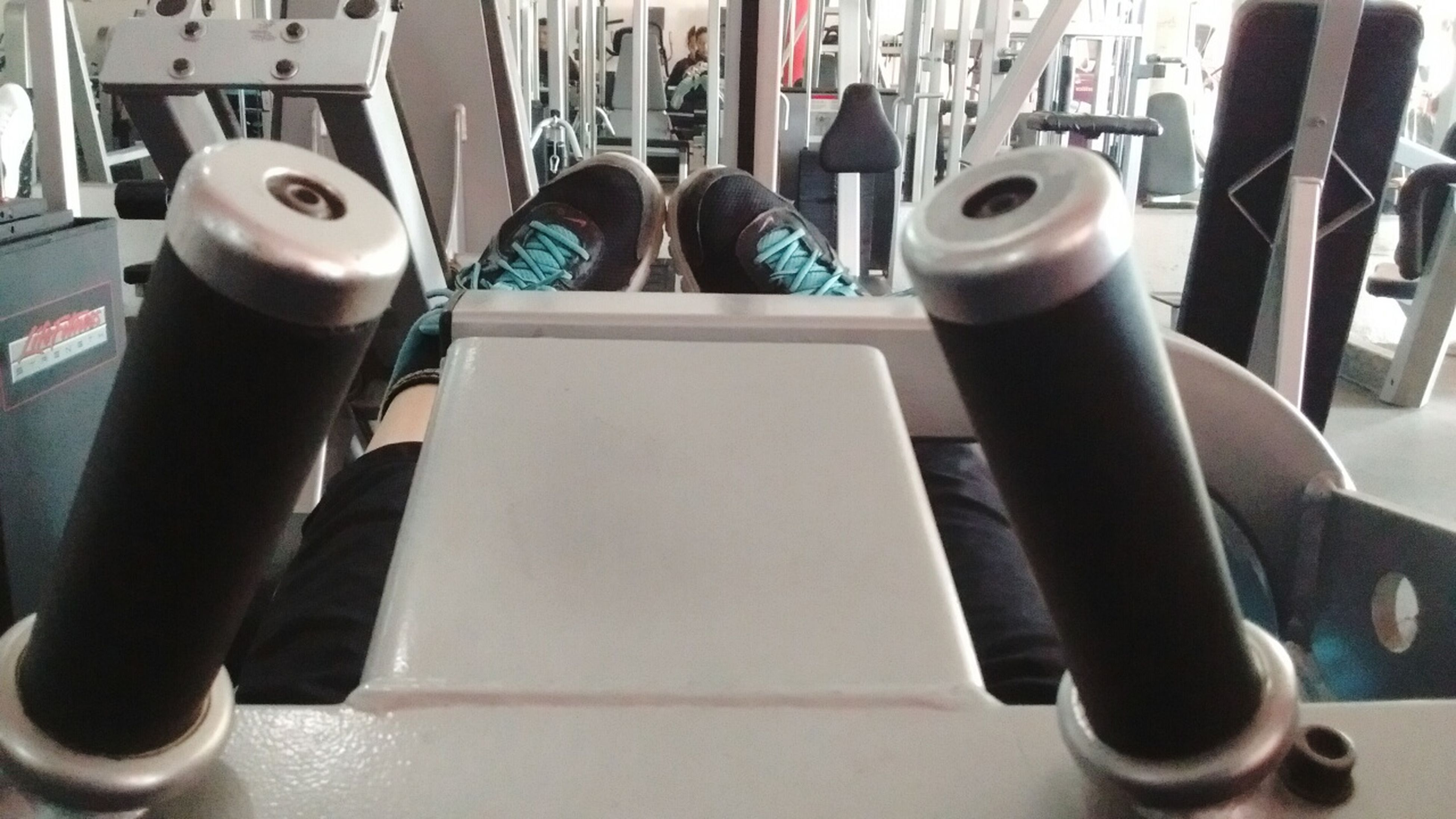 Gym Time! Indoors  No People Day Comonfort Guanajuato Nitro Gym Time