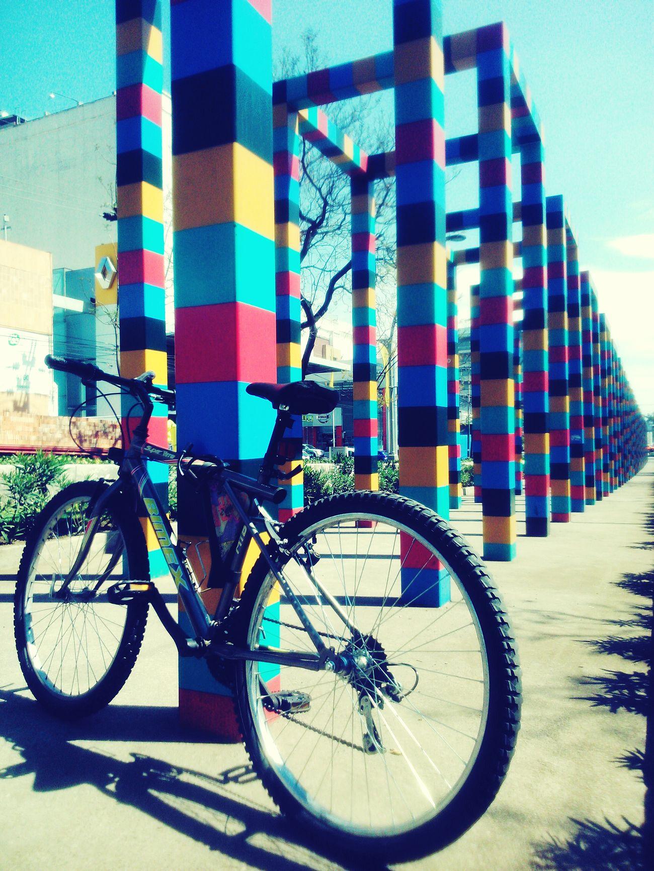 Bike SuperTerra AmoAndarEnBici Urbanphotography Polanco