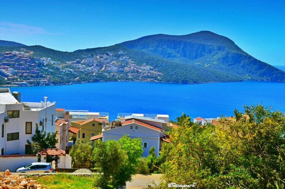 Kalkan beldesi kaş Antalya Kas #kalkan #summer #sea #holiday #tatil Kalkan Kas Holiday City