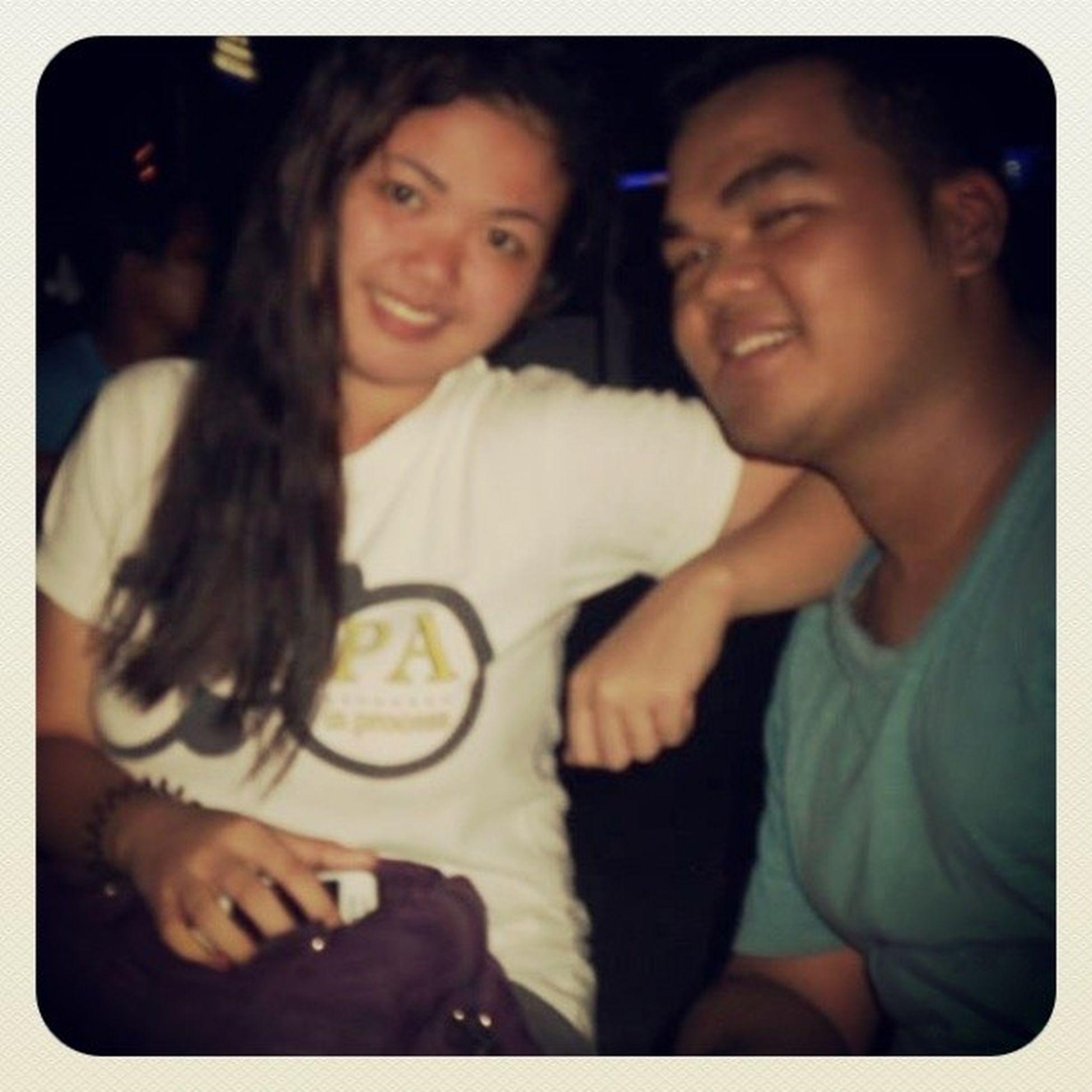 My bestfriend since I was still inside my mom's womb. Haha ! :D Goodmorning Instalike InstaFriendz