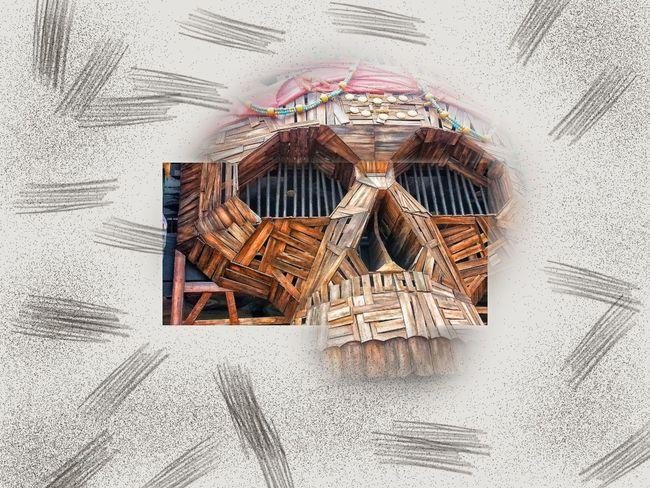 Frame It! Digital Art ArtWork Schattenspiel