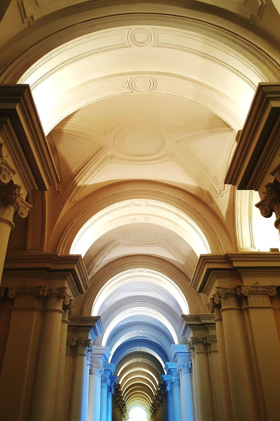 Architecture Arch Ceiling History Low Angle View Architectural Column Built Structure Indoors  Architectural Feature Museum Travel Destinations No People Illuminated Hermitage, St. Petersburg Palace St. Petersburg St. Petersburg, Russia Imperial Palace Russia Architecture Hermitage Museum Winter Palace Entrance