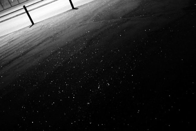 B&w B&w Street Photography Monochrome Night Outdoors Road Sparkling Streetphotography Walking Path