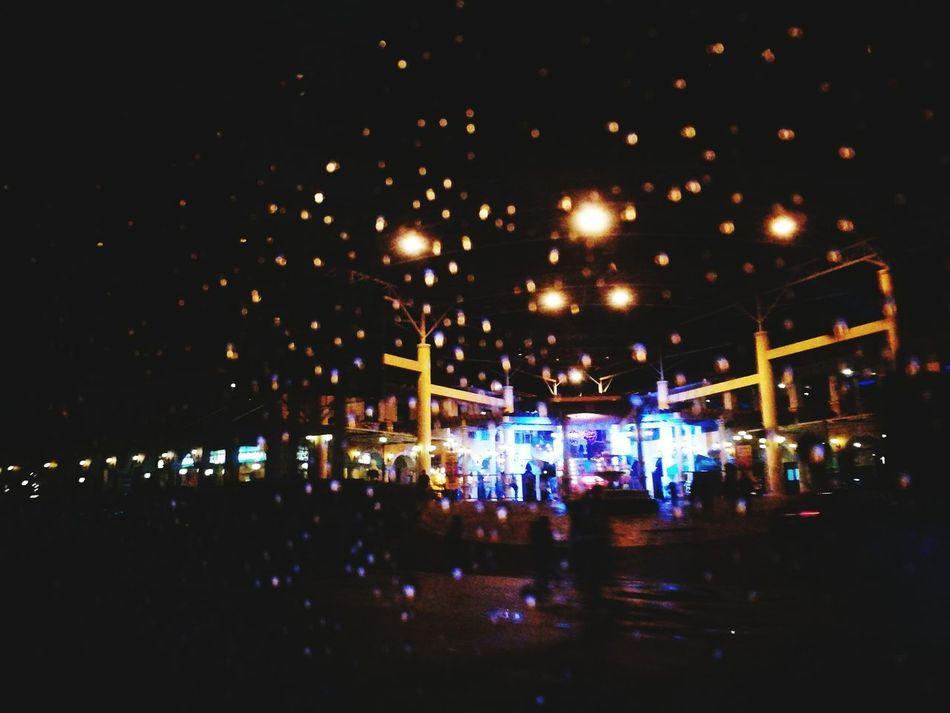 Raindrops Fireflies EyeEmNewHere