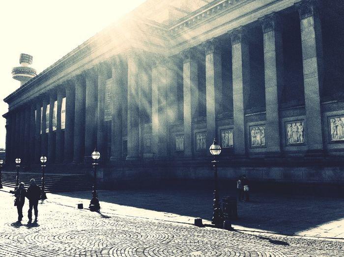 Architecture Liverpool Victorian