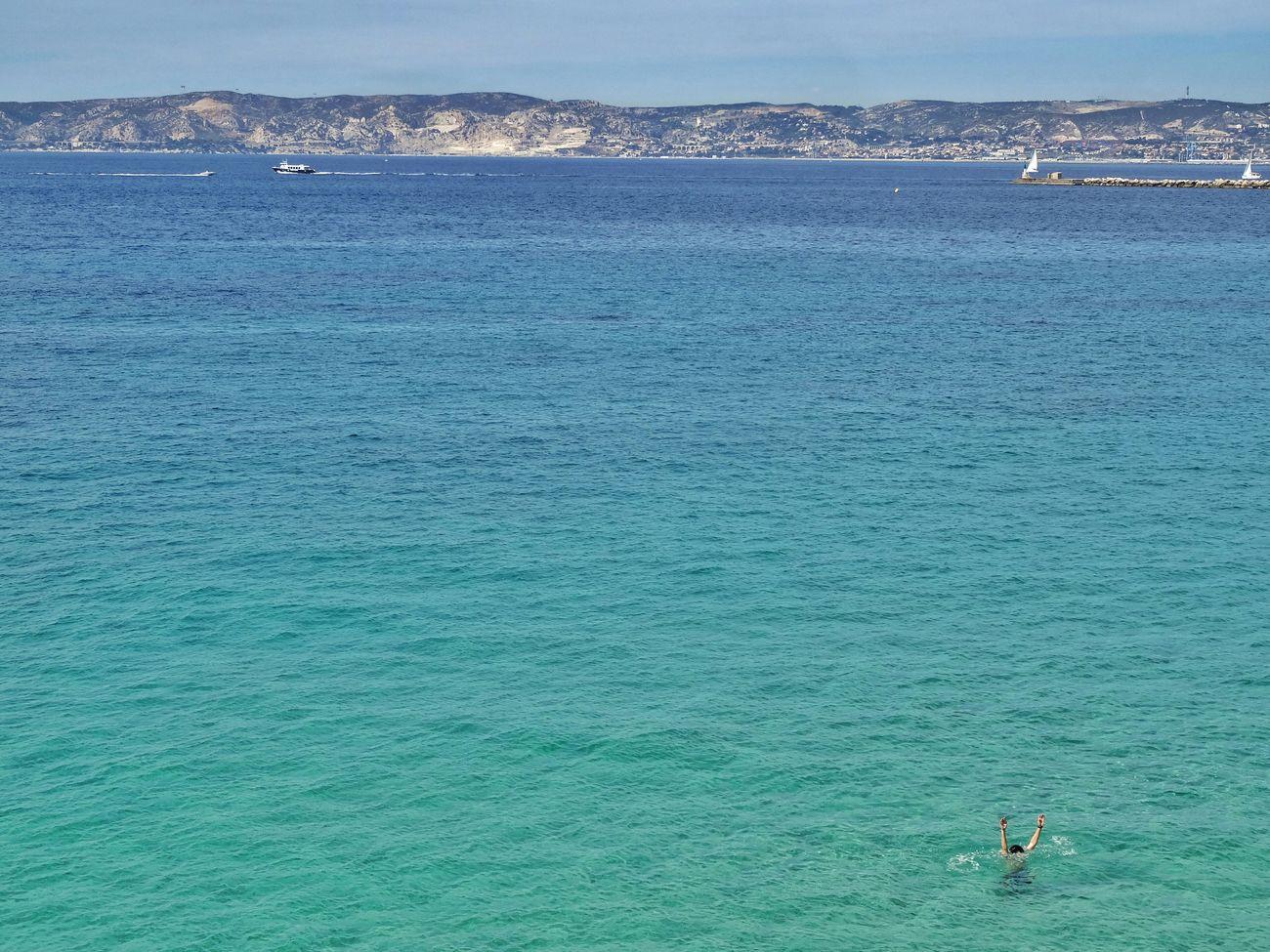 Help Me Marseille France Marseillecartepostale Seascape