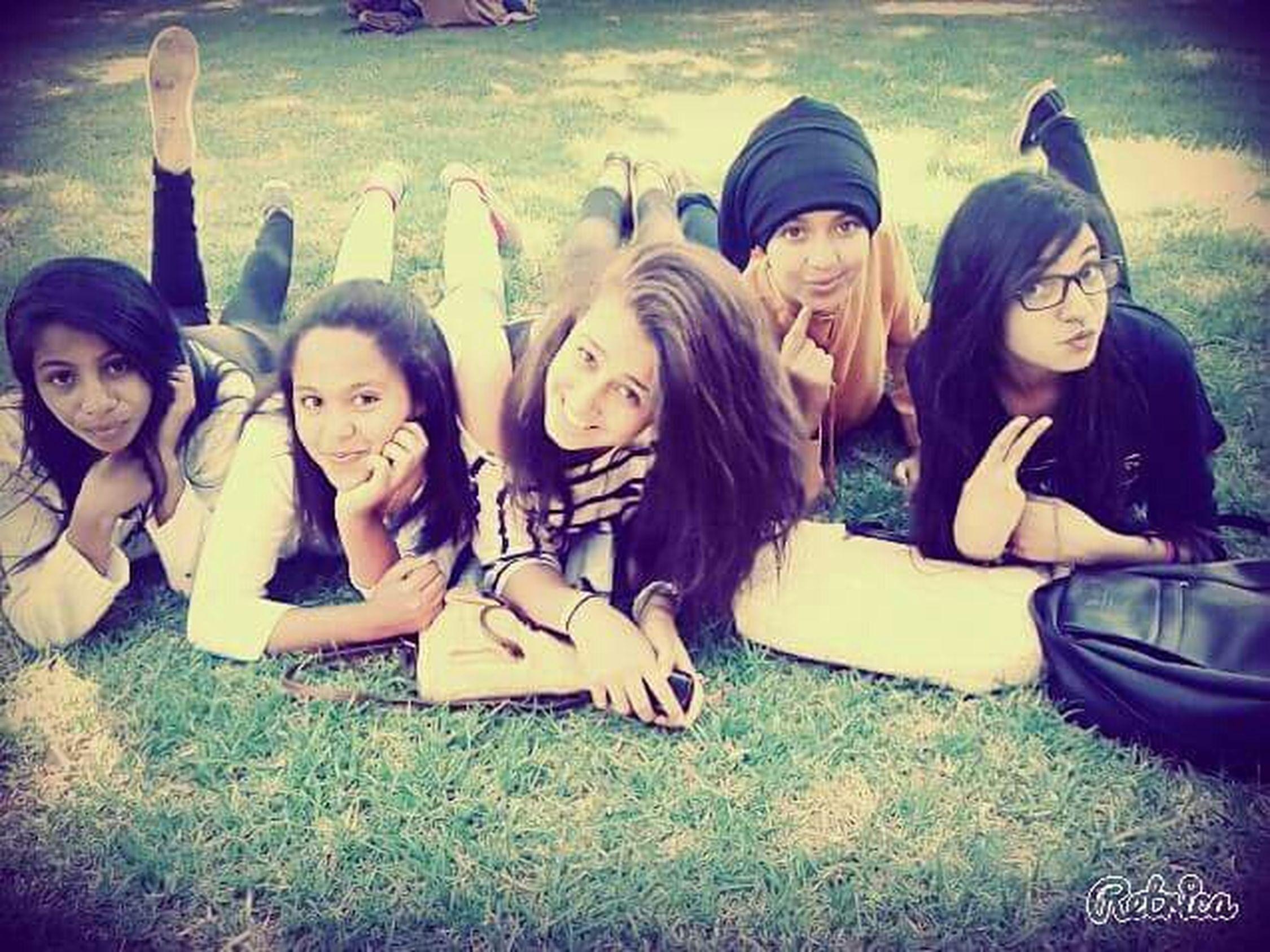 TOoooP lhma9 avec Mes amies Wissal Khawlitaa Meryamtii <3 :) :* ==> ☆★ Une belle journée First Eyeem Photo