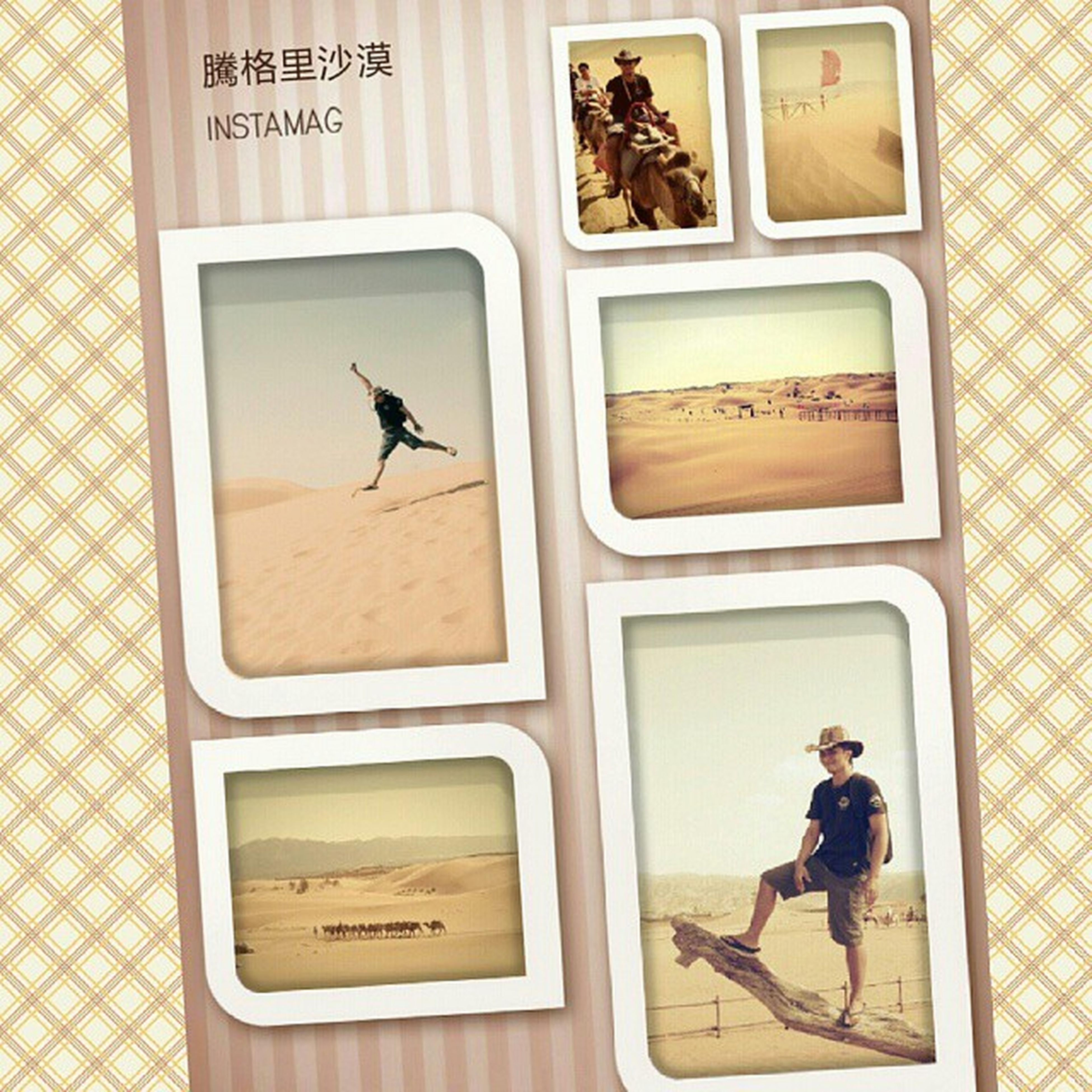 這輩子第一次來沙漠地帶,可能也是最後一次來了.....