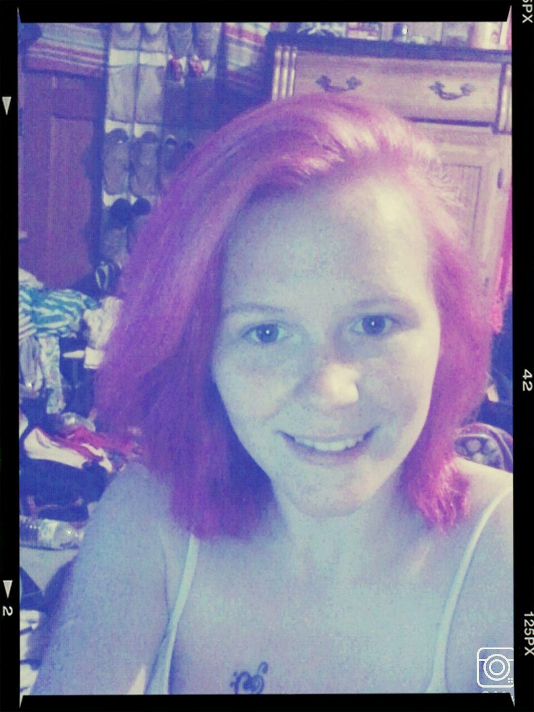 ♡♥♡ £ □■□ Tattoo Purple Hair