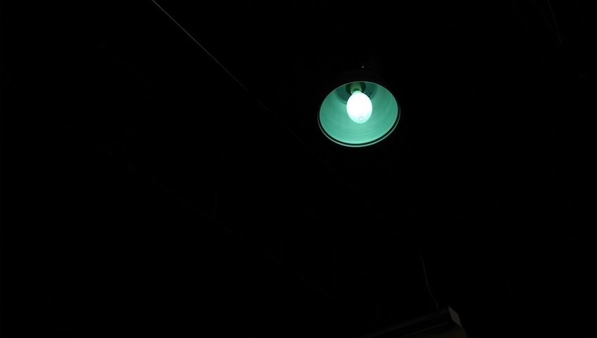 Emergency Light Lighting Equipment Illuminated Hanging No People Electricity  Light Bulb Low Angle View