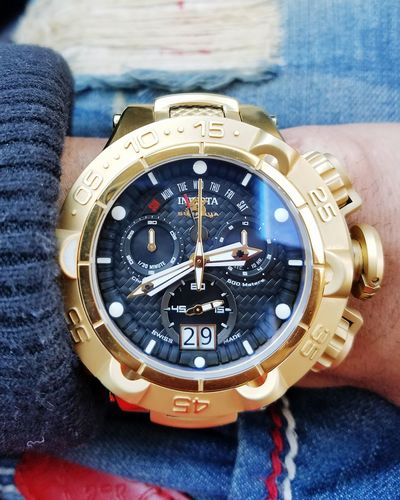 I know a few of u want my watch,but it'll be a funeral if u get my watch Invicta Watches Invicta Subaqua Noma V Watch The Clock Watchporn Gold 18kt Watch Watches Wristgame FlickOfthewrist Check This Out Fashion Samsung Samsungs7edge Popular Todays Hot Look Nikon Time Time Is Money
