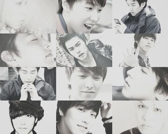 Sungmin Super Junior My Life Kpop