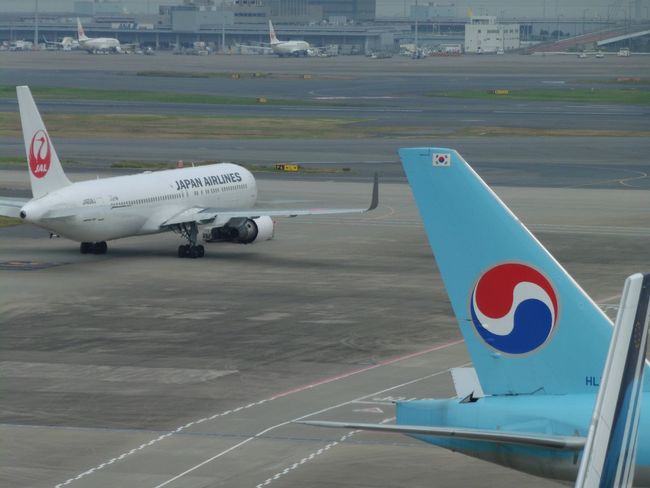 大韓航空 日本航空