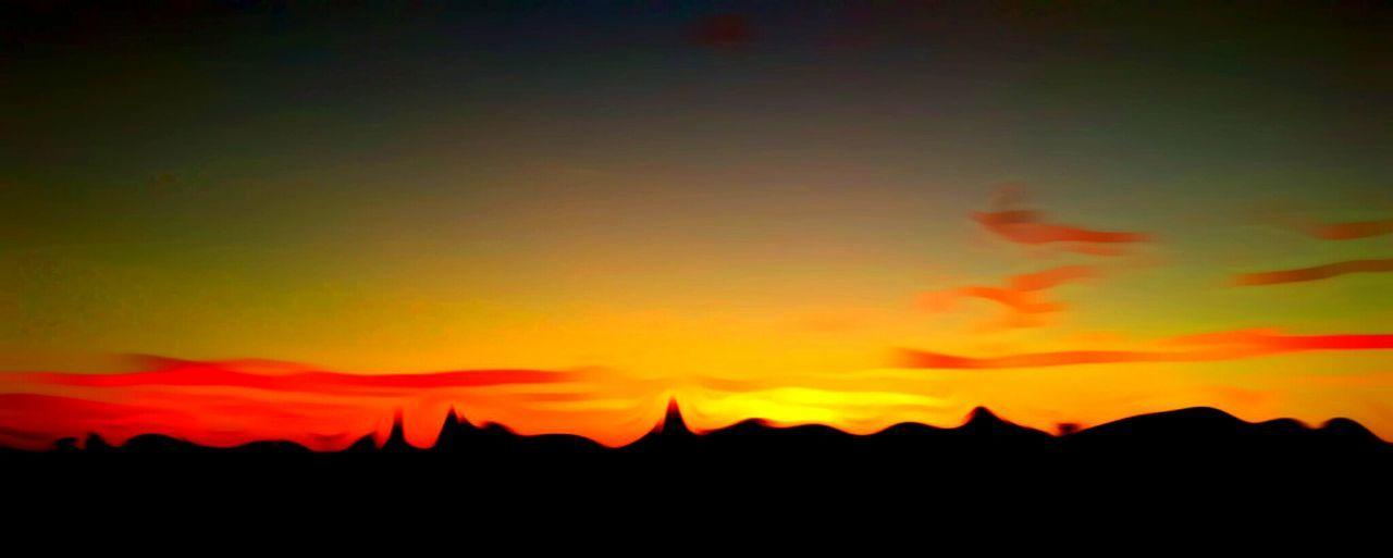 Silhouette Oregon Sunrise Scenics Beauty In Nature Orange Color Tranquility Tranquil Scene Nature Sky Vibrant Color Cloud Romantic Sky Multi Colored Outdoors Atmosphere Outline Dramatic Sky Oregon Sky High Section Cloudscape Oregon Unlimited Cloud - Sky Fragility Oregon Beauty Oregonexplored