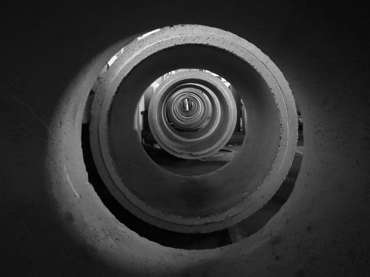 spiral, circle, staircase, architecture, built structure, steps and staircases, no people, steps, spiral stairs, indoors, close-up, day